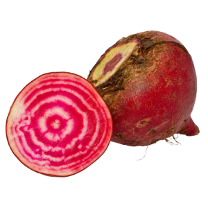 Beetroot Chioggia 500g